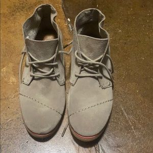 Toms Suede Boots Women 7